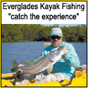Florida Everglades kayak fishing