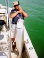 fishing charter guide Captain Shaun Chute