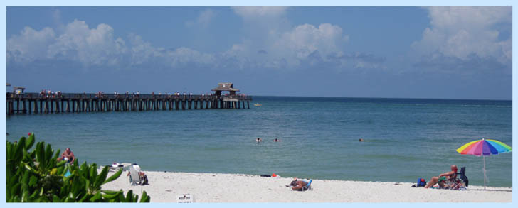 Beach Naples Florida Map Naples Florida Map