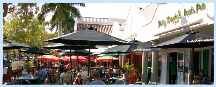 Naples florida dining and restaurant directory for Fish restaurant naples